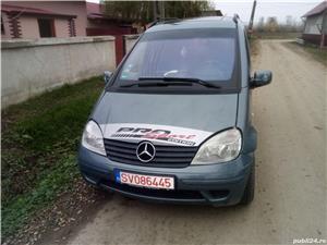 Mercedes-benz Vaneo  - imagine 3