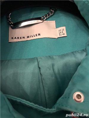Pardesiu dama Karen Millen, stare perfecta, masura 36 - imagine 3