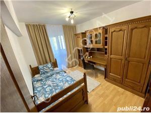 Inchiriez apartament 4 camere,lux,Teiul Doamnei, - imagine 4