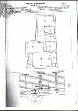 Vand apartament 3 camere/ Pipera / Complex Green Vista - imagine 10