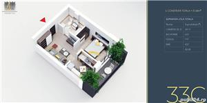 Garsoniera/ Studio, Direct dezvoltator, 10 minute Metrou Nicolae Teclu - imagine 3