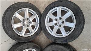 Jante Rial R16 5x108, ET46 cu anvelope 215/55/R16 Ford, Volvo, Peugeot - imagine 9