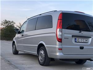 Mercedes-Benz Vito*115CDI*extra long*proprietar*9 locuri*clima*af.2008 ! - imagine 5