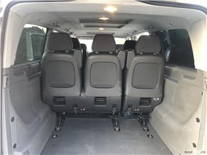 Mercedes-Benz Vito*115CDI*extra long*proprietar*9 locuri*clima*af.2008 ! - imagine 11