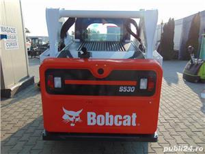 DE INCHIRIAT incarcator BOBCAT S530 (CUPA 173 CM) - imagine 5
