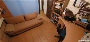 Vand apartament 3 camere transformat in 4 camere. Spatios,82mp,decomandat, renovat si mobilat recent - imagine 3