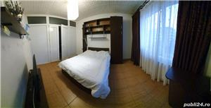 Vand apartament 3 camere transformat in 4 camere. Spatios,82mp,decomandat, renovat si mobilat recent - imagine 6