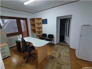 INCHIRIEZ spatiu birou apartament 3 camere la casa,zona Milea - imagine 5