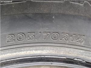 Vand 2 cauciucuri 205/70/R15  - imagine 1