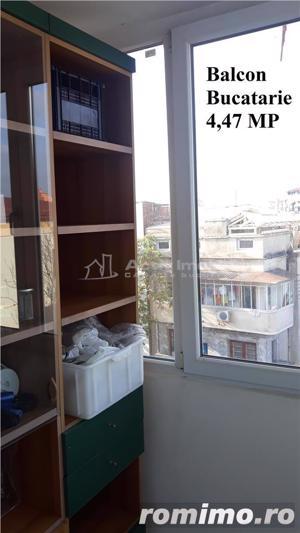 4 camere, decomandat, 90 mp, etaj 4 din 8, mobilat utilat, Mosilor - imagine 7