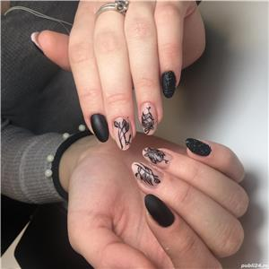 Aplic unghii cu gel Bacau - imagine 4