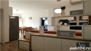 Apartament cu 3 camere, zona Vivo, 80 mp, cu parcare subterană - imagine 1