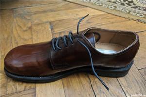 Pantofi piele Carlo Comberti - imagine 1