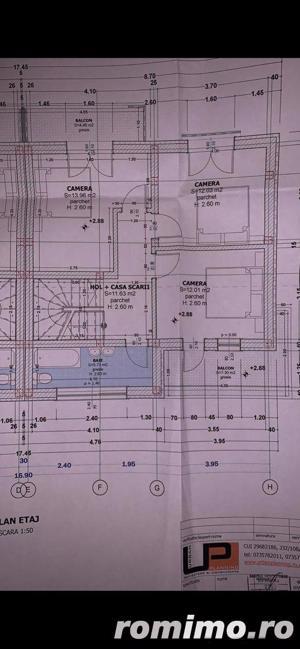 Casă / Duplex cu 4 camere de vânzare | Selimbar - imagine 3