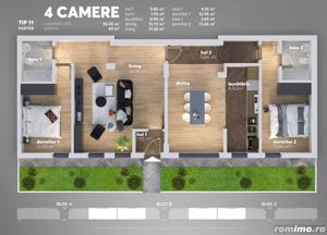 Apartament 4 camere gradina Titan sector 3 oferta - imagine 10