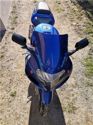 SUZUKI GSXR 750 K 1 variante MOTO/AUTO - imagine 7