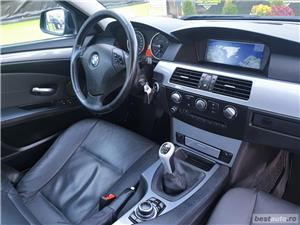 Bmw 520D euro 5 - Livrare gratuita/garantie/autoturisme verificate tehnic - imagine 15