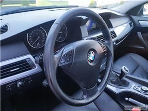 Bmw 520D euro 5 - Livrare gratuita/garantie/autoturisme verificate tehnic - imagine 14