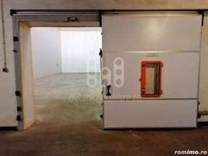 Depozit frigorific 8 celule x 280 mp 2240 mp Sibiu zona Aeroport - imagine 1