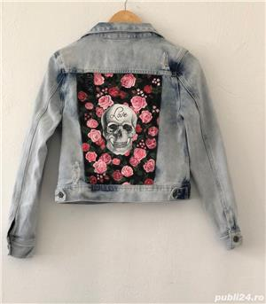 Skull and Roses Jacket - imagine 4