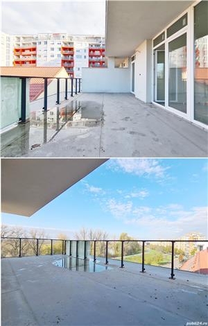 Penthouse bloc nou, Micalaca - Malul Muresului - imagine 5