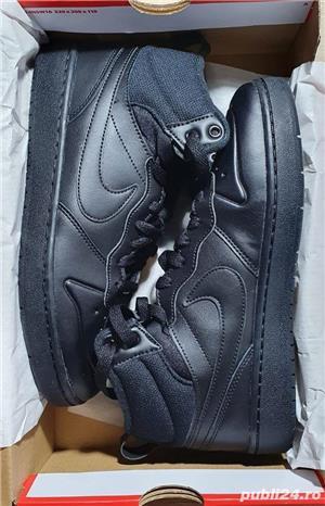 Nike - Sneakers Unisex din PIELE - imagine 2