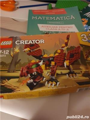 lego creator drsgon set ca nou - imagine 2