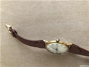ceas vechi de colectie Raketa mecanic - imagine 4