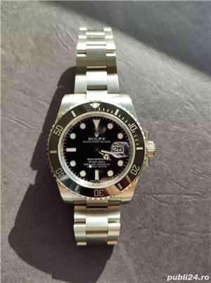 Rolex, Omega, Submariner, Hulk, GMT Master II, Seamaster, Datejust - imagine 5