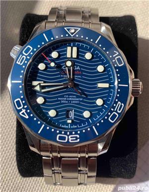 Rolex, Omega, Submariner, Hulk, GMT Master II, Seamaster, Datejust - imagine 3