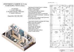 Apartamente cu 1 si 2 camere, ZERO % comision, zona Lipovei - imagine 4