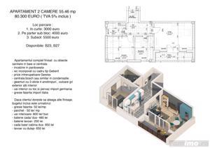 Apartamente cu 1 si 2 camere, ZERO % comision, zona Lipovei - imagine 8