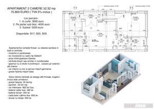 Apartamente cu 1 si 2 camere, ZERO % comision, zona Lipovei - imagine 6