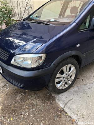 Opel Zafira A - imagine 7