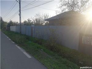 Casa si teren de vanzare comuna Baneasa jud Giurgiu  - imagine 1