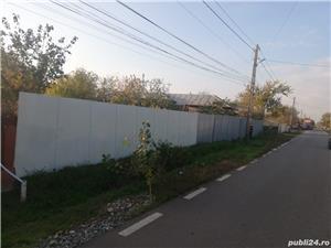 Casa si teren de vanzare comuna Baneasa jud Giurgiu  - imagine 6