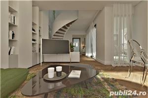 Vand casa tip duplex P+1E in Livada (3 km de Arad) - imagine 8
