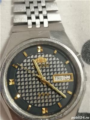 Orient Day Date automatic 21 rubine Original  - imagine 2