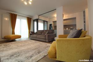 Aviatiei, mall Promoneda, apartament suberb, prima inchiriere - imagine 3