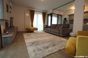 Aviatiei, mall Promoneda, apartament suberb, prima inchiriere - imagine 2
