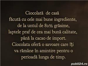 Ciocolata de casa si praline - imagine 1