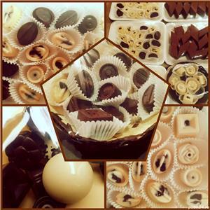 Ciocolata de casa si praline - imagine 2