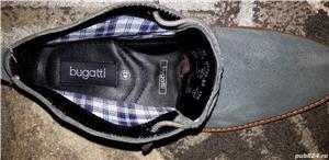 Pantofi tip gheata de la Bugatti nr.43 - imagine 3