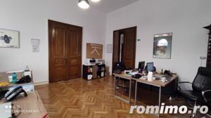 Spatiu birou elegant 160 mp + curte proprie, in Gruia, foarte aproape de centru  - imagine 8