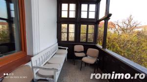 Spatiu birou elegant 160 mp + curte proprie, in Gruia, foarte aproape de centru  - imagine 12