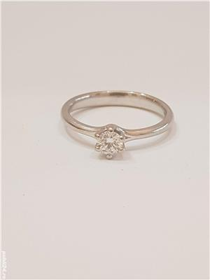 Inel cu diamant_28514 - imagine 3