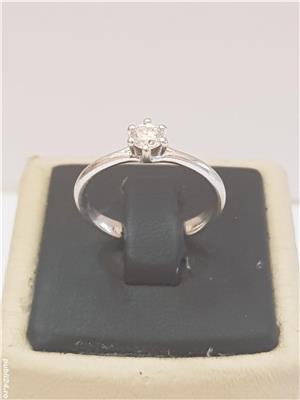Inel cu diamant_28514 - imagine 2