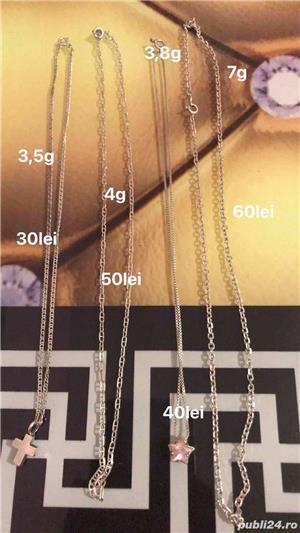 Bijuteri argint ștanțate și probate - imagine 2