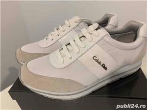 Vand pantofi sport Calvin Klein - imagine 2