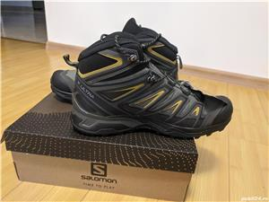 Salomon X Ultra 3 mid GTX marimea 42 - imagine 1